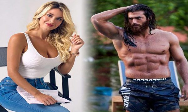 Il flirt tra Can Yaman e Diletta Leotta spopola in Turchia
