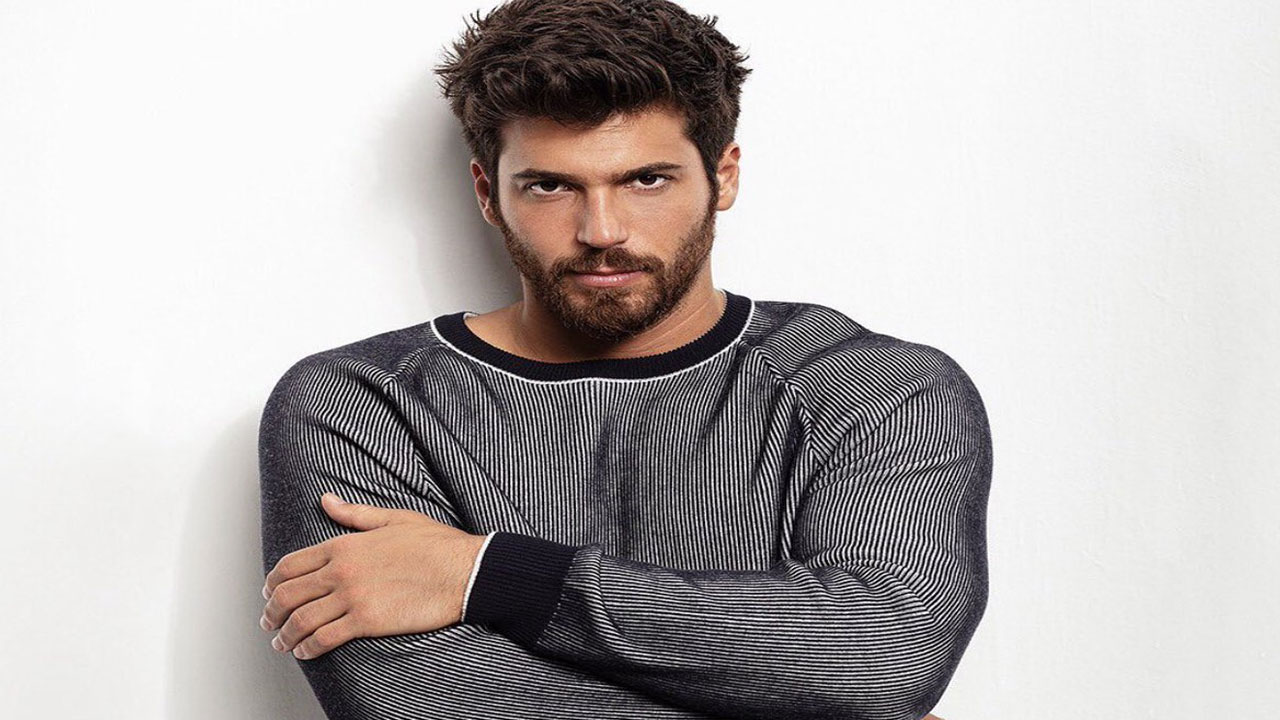 Can Yaman arrivato a Roma